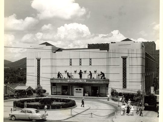 By 1951, the Craft Fair of the Southern Highlands moved indoors, to the Asheville Auditorium, where it still occurs today in the present-day U.S. Cellular Center (despite building additions, renovations and a few name changes).