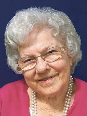 Cleo Nottingham 100th Birthday Celebration