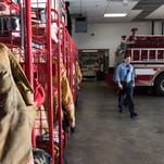 Firefighter walkout due to staffing dispute with city