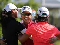 LPGA Volvik Championship: Minjee Lee gifts herself a birthday victory