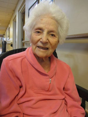 Marion Ruggers celebrated her 100th birthday with a party Feb. 10.