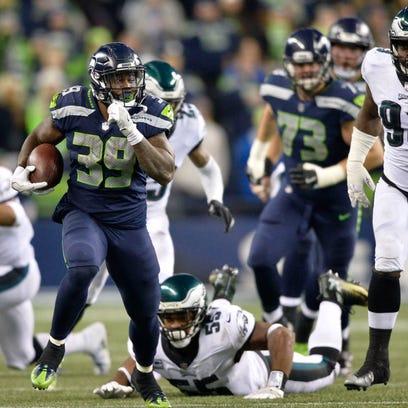 Seattle Seahawks retain running back Mike Davis