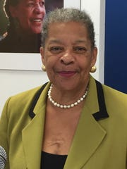 Former Mount Vernon City Council President and New York State Sen. Ruth Hassell-Thompson