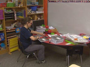 Parents who volunteer at Dearborn Park International School in Seattle can receive stipends of $500-to-$600 under a pilot program.