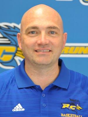 Will Wareman, RCGC men's basketball coach