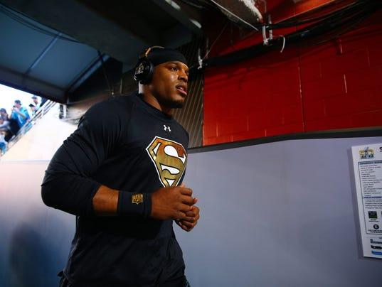 USP NFL: SUPER BOWL 50-CAROLINA PANTHERS VS DENVER S FBN USA CA