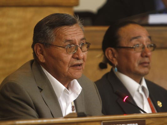 Navajo Settlement