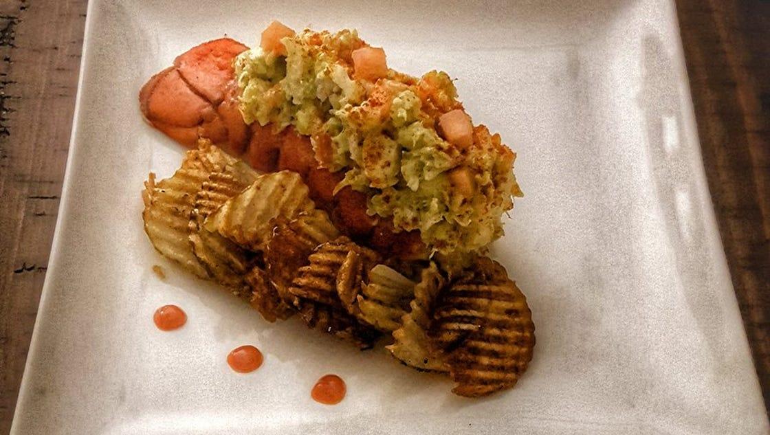 Lobster guacamole?