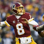 Cousins, Jackson and Garcon dominate Redskins' uncertainty
