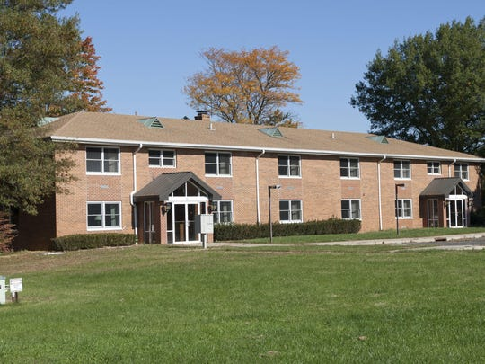Vacant lodging at Fort Monmouth
