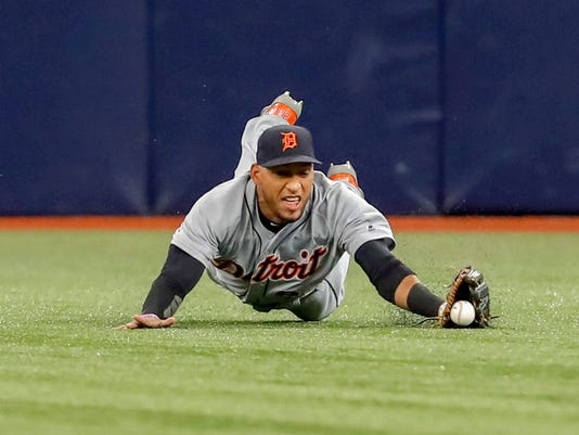 Victor Reyes, Sad Detroit Tigers