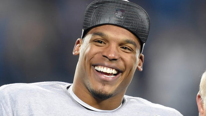 Cam Newton was right when he said Wednesday he 'may scare a lot of people because they haven't seen nothing that they can compare me to.'