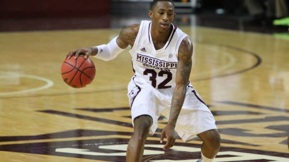 Craig Sword and Mississippi State will travel to Corvallis in the fall as part of the 2014-15 non-conference schedule.
