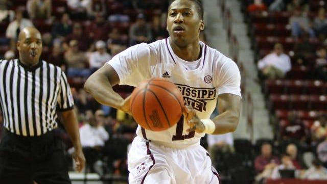 Mississippi State guard Jacoby Davis announced his transfer to be closer to his mother on Friday.