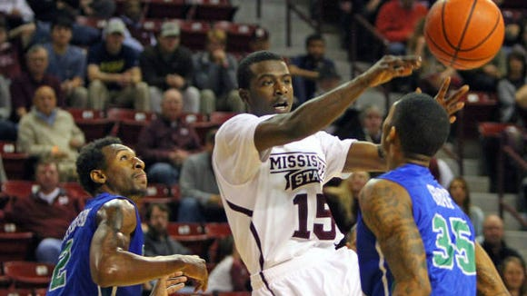 Mississippi State point guard I.J. Ready returns for his second season with the team.