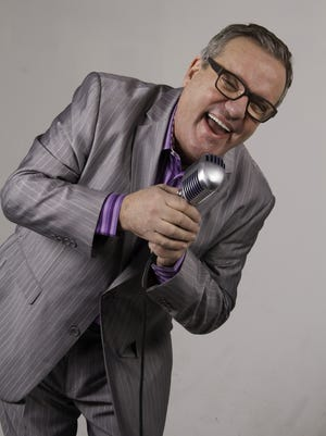 Christian singer, songwriter and humorist Mark Lowry will appear at the Montgomery Performing Arts Centre on Saturday.