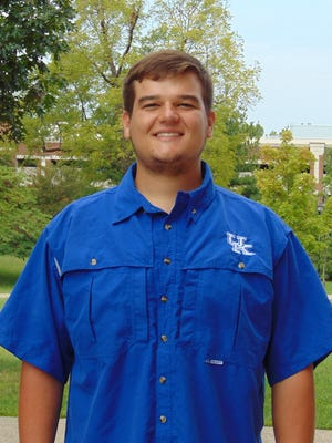 Logan Brantley of Waverly received the June Ashby Beaven Endowed Scholarship.