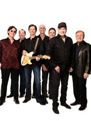 The Beach Boys, led by Mike Love, will make their first appearance at the McCallum Theatre.