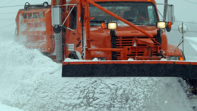 After more than 200 crashes involving Iowa Department of Transportation snowplow trucks over the past five years, DOT officials have proposed a pilot project to install flashing blue and white lights on the rear of the state's trucks.