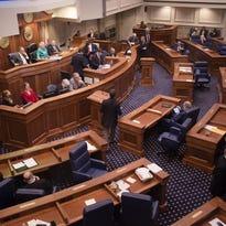 Alabama Senate GOP agenda includes income tax adjustment
