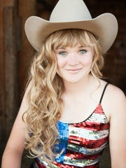 Faith Stevenson of Hobson will perform the national anthem at NILE in Billings.