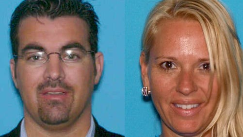 Daryl Turner and Robyn Bernstein pleaded guilty to theft by deception.