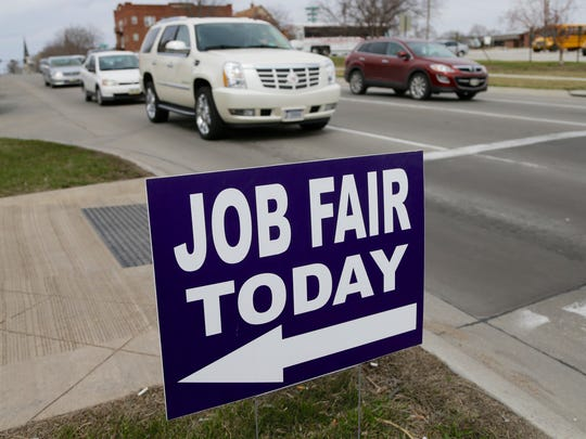 The May jobs report highlights the week's economic news.