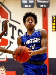 La Vergne's Antuan Williams was voted area boys athlete of the week for Jan. 21-26.