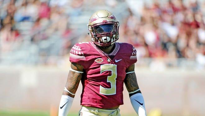 Florida State Seminoles defensive back Derwin James.