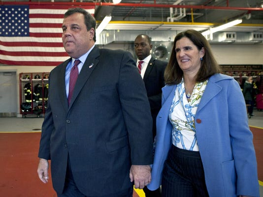 christie election day