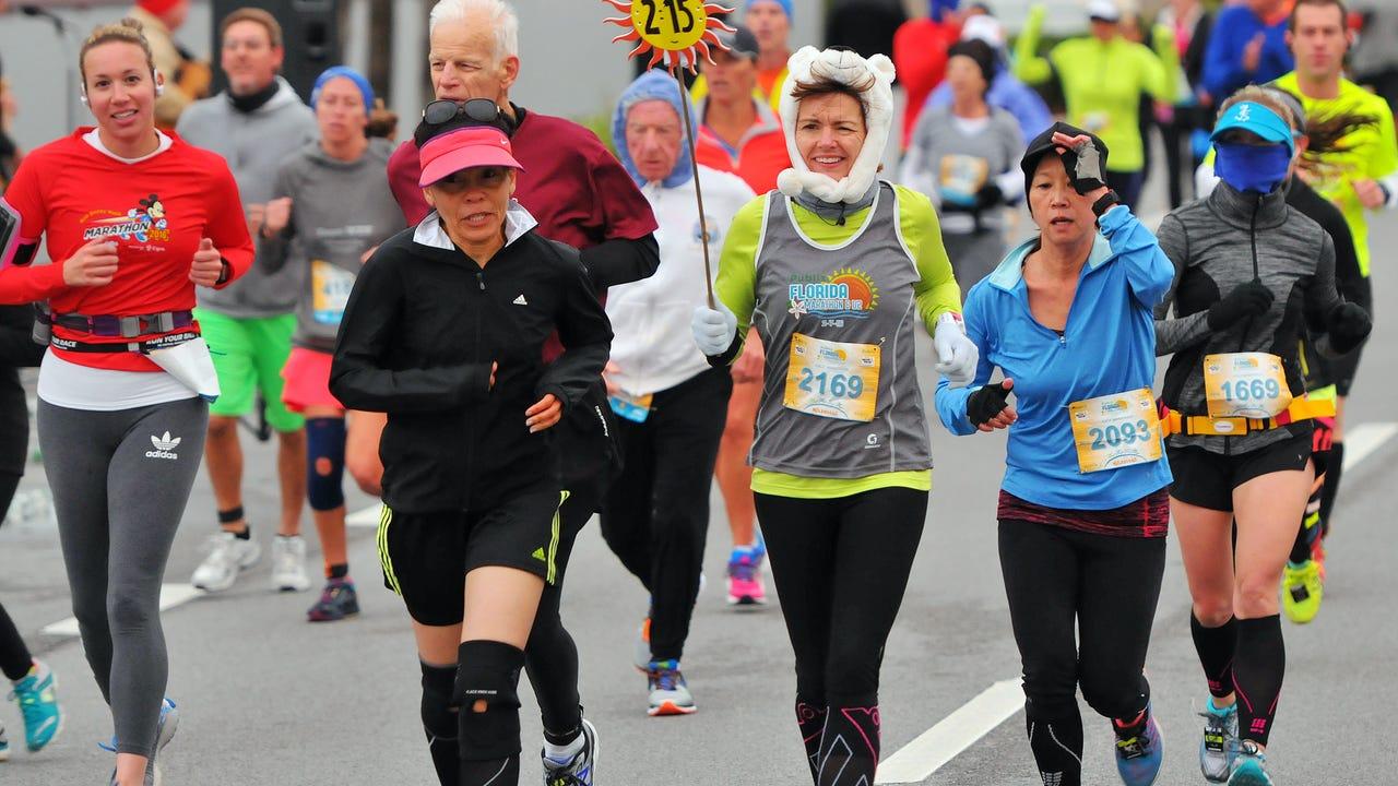 Video: Publix Florida Marathon and Half-Marathon