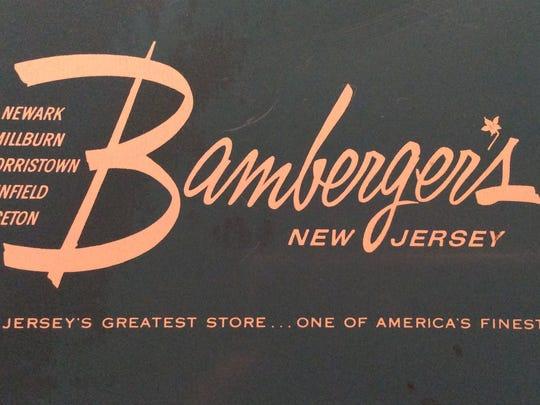 Bamberger's logo