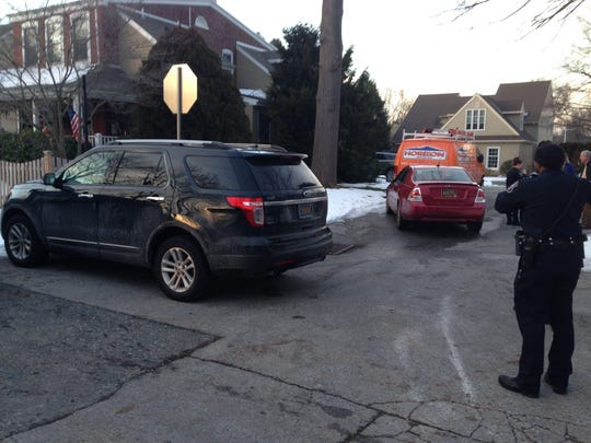 Sen. Chris Coons' Ford Explorer was found Thursday on North Cleveland Avenue in Wilmington.