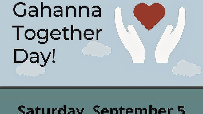 The city of Gahanna is promoting participation in Supporting Gahanna Together Day, scheduled Sept. 5.