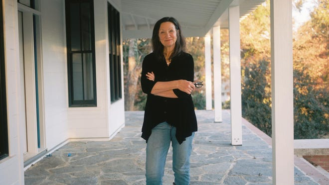 "North Carolina writer Jill McCorkle's latest novel is ""Hieroglyphics."""