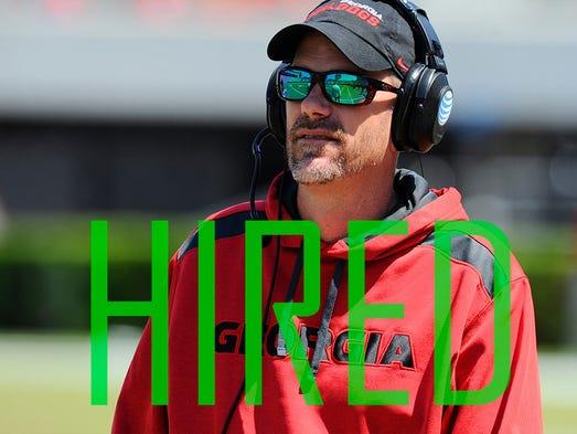 Dec. 22: Colorado State tabs Georgia offensive coordinator