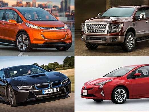 Mark Phelan's vehicles to watch that use new technologies