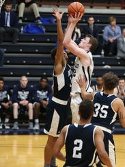 LVC's Andy Orr was named to the MAC Commonwealth All-Conference