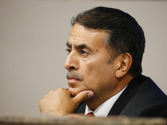 City Rep District 7 Henry Rivera quickly jumped into work during his first council meeting Tuesday morning.