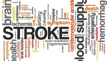 """when it comes to treating victims of stroke, you'll hear the phrase """"time is brain,"""" emphasizing that human nerve tissue is rapidly lost as stroke progresses, making immediate treatment critical."""