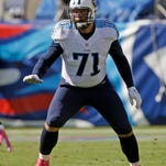 Titans left tackle Michael Roos retires after 10 seasons