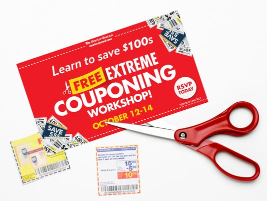 register   extreme couponing workshops  october  louisville
