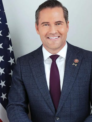 U.S. Rep. Michael Waltz, R-Palm Coast