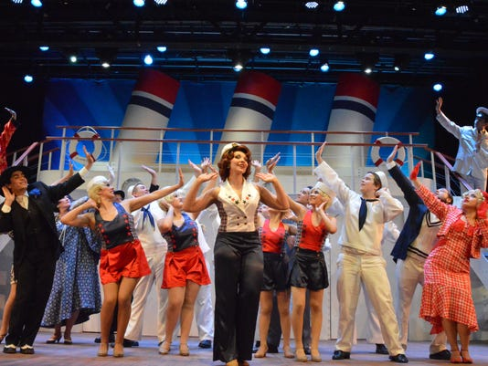 'Anything Goes'