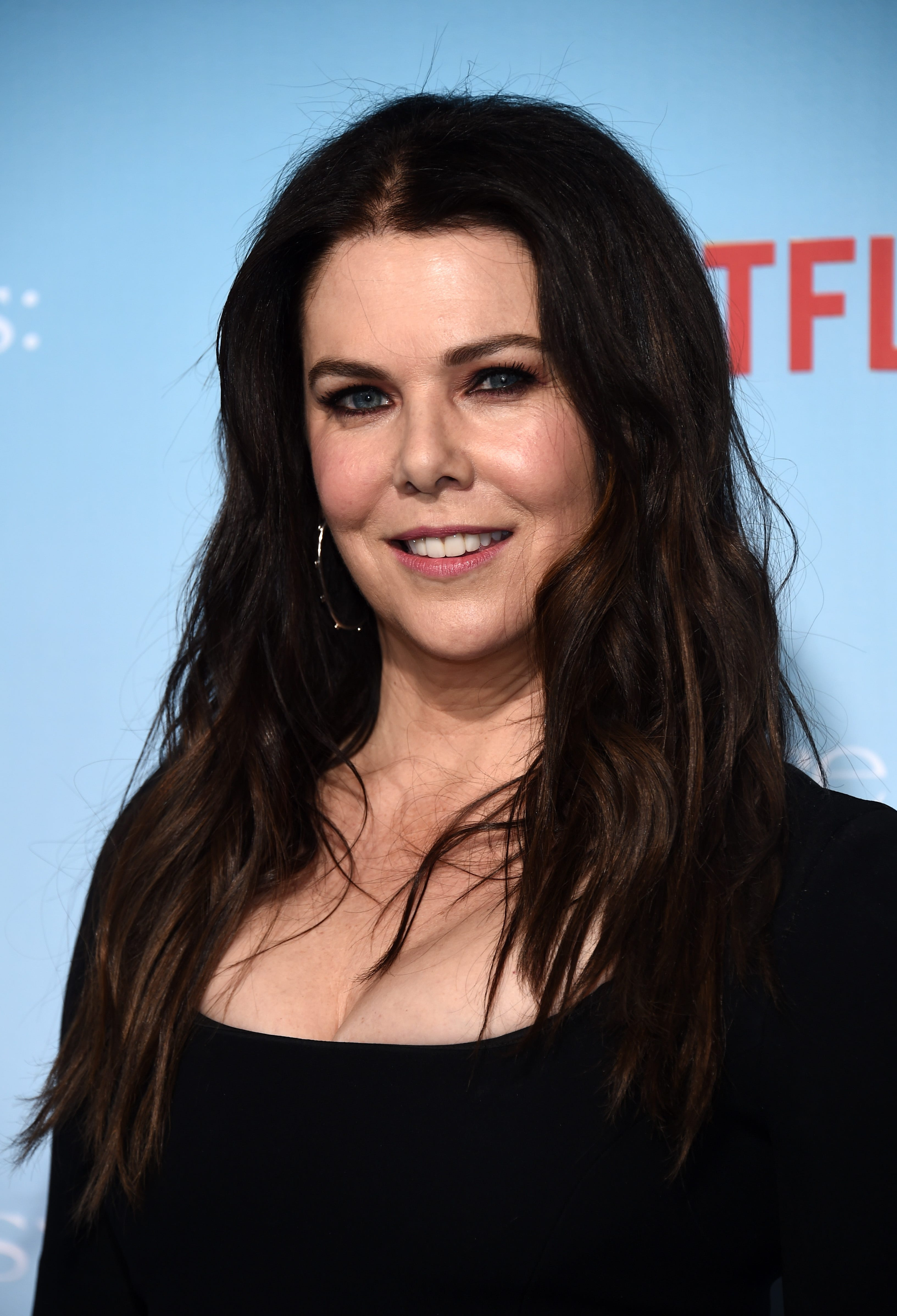 Lauren graham nose job check out the before after photos