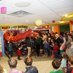 The Discovery Center in Binghamton celebrated Chinese New Year last year with a dragon parade.