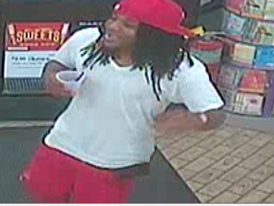 A suspect in an Oct. 28, 2017, holdup at the 7-Eleven at Corkscrew Road and Three Oaks Parkway in Estero.
