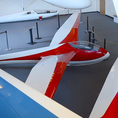 The National Soaring Museum in Elmira is an aviation