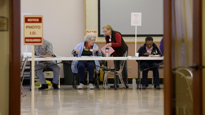 Polls will open at 7 a.m. Tuesday for a much-anticipated midterm election.