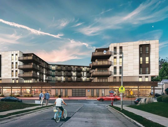 Wauwatosa Residents Divided Over Harwood Avenue Apartment Project